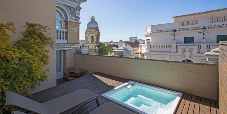 Hotel Iberostar en Madrid