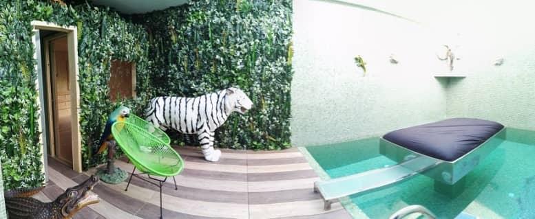 hotel Venus con piscina privada en Madrid