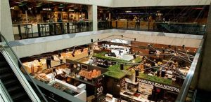mercado gastronómico de san antón