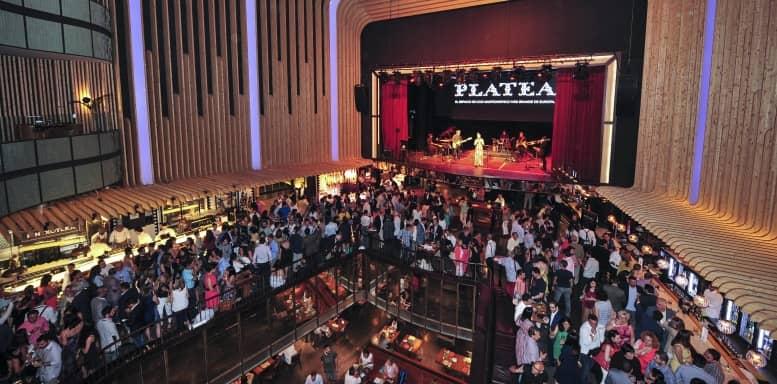 platea es uno de los mercados gastronómicos de madrid