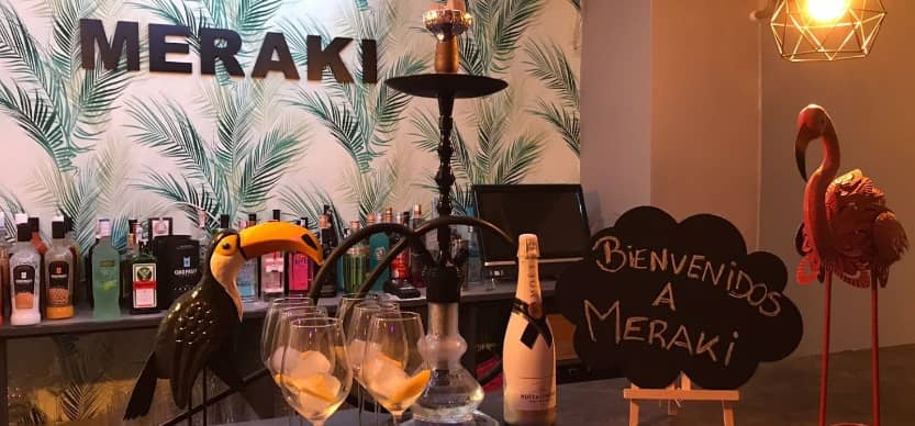 Meraki cocktails & shishas