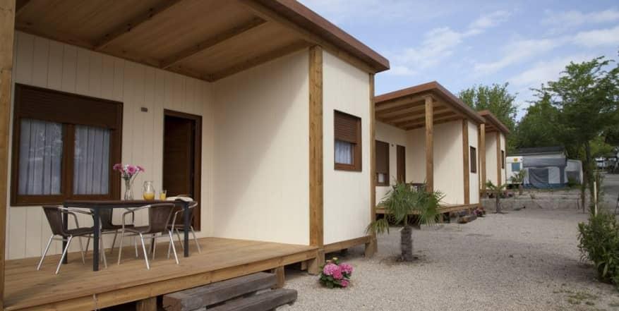 suites Tulipán en Camping Arco Iris
