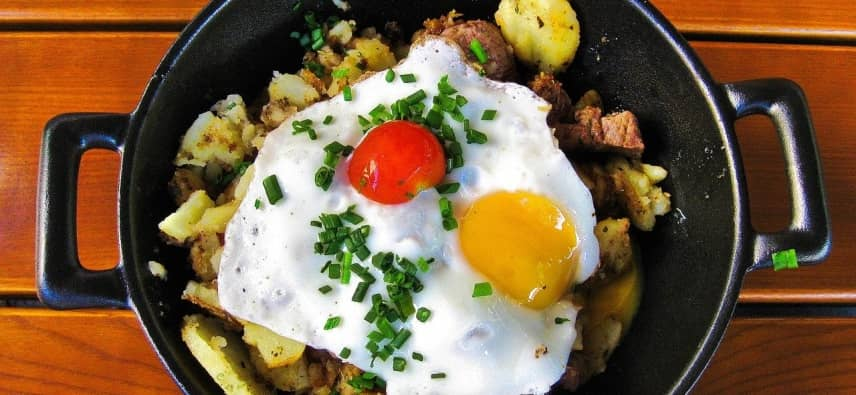 uno de los platos típicos de madrid